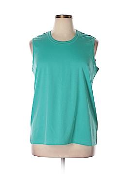 Alia Sleeveless T-Shirt Size 1X (Plus)