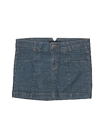 J Brand Denim Skirt 30 Waist