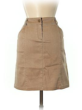 Avec Silk Skirt Size 8