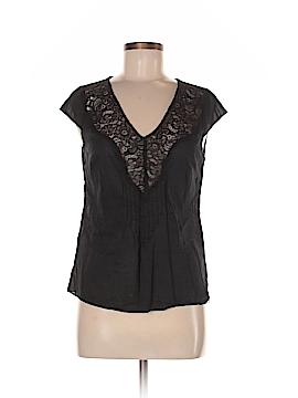 City Unltd Short Sleeve Blouse Size 6