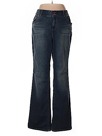 Lane Bryant Jeans Size 16 Plus (Long) (Plus)