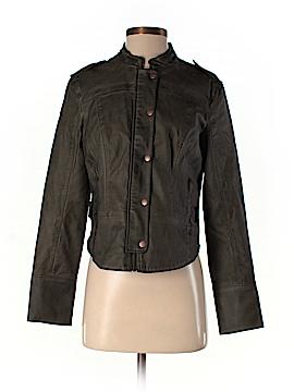 Hei Hei Faux Leather Jacket Size S