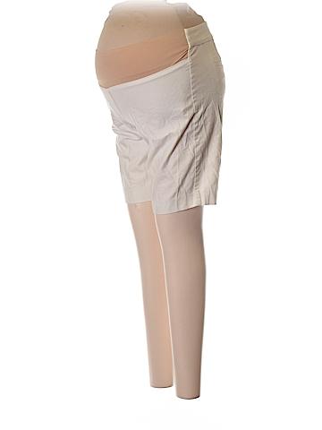 Ann Taylor LOFT Khaki Shorts Size 2 (Maternity)