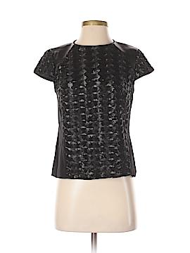 Hunter Bell Short Sleeve Blouse Size 4