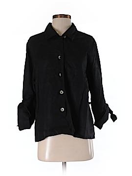 Debra deRoo 3/4 Sleeve Blouse Size S
