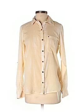 MICHAEL Michael Kors Long Sleeve Button-Down Shirt Size 4