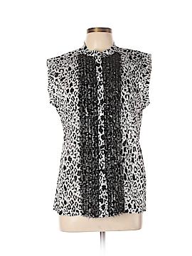 Escada Short Sleeve Button-Down Shirt Size 40 (EU)