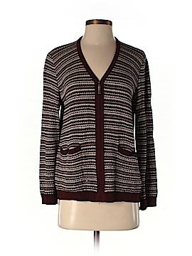 St. John Sport Wool Cardigan Size M