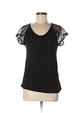 Fraiche Short Sleeve Top Size M