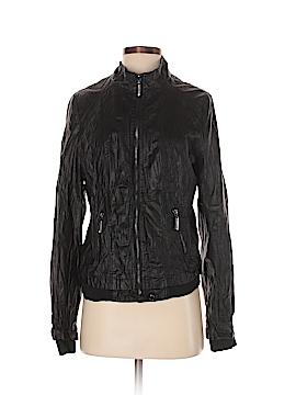 Vertigo Paris Faux Leather Jacket Size M