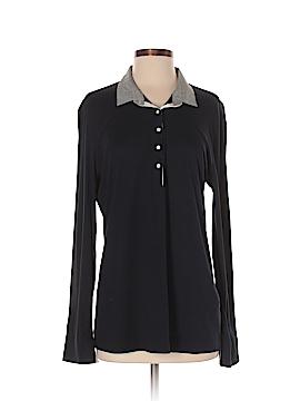 Fabiana Filippi Long Sleeve Polo Size XXL