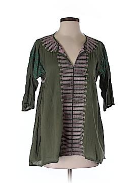 Roberta Freymann 3/4 Sleeve Blouse Size XS