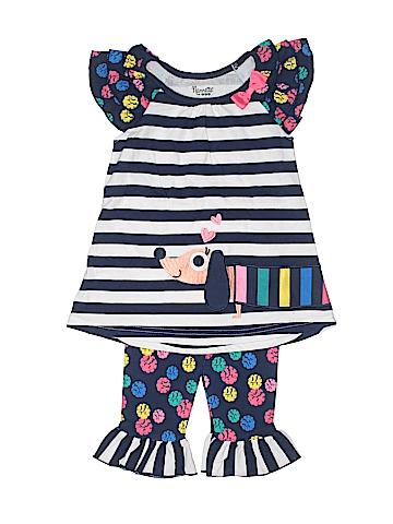 Nannette Short Sleeve Top Size 4