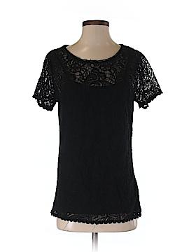 Nine 1 Eight Short Sleeve Blouse Size M