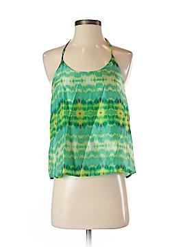 Rieley Sleeveless Silk Top Size XS