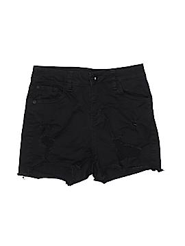 Kensie Denim Shorts 25 Waist