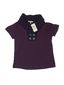 Debbie Morgan Short Sleeve Top Size M