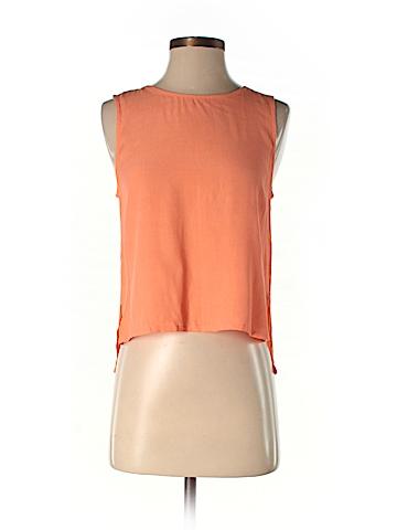 Mink Pink Sleeveless Blouse Size XS