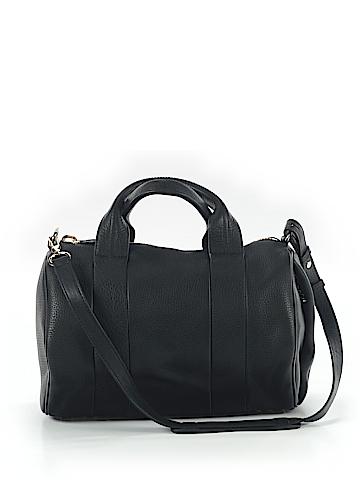 Alexander McQueen Leather Satchel One Size