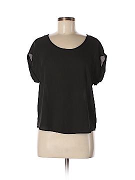 Fio Fio Short Sleeve Blouse Size L