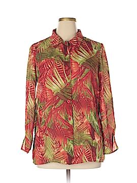 Baranda Long Sleeve Blouse Size 14