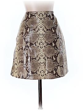 MICHAEL Michael Kors Leather Skirt Size 4