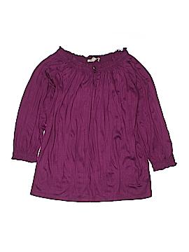 Carolyn Taylor 3/4 Sleeve Blouse Size M