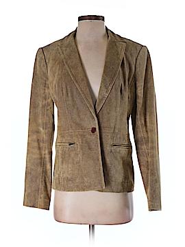 BCBGMAXAZRIA Leather Jacket Size 4