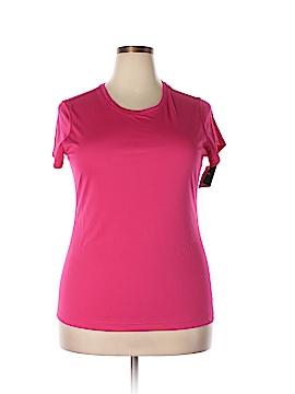 Danskin Short Sleeve T-Shirt Size 16 - 18