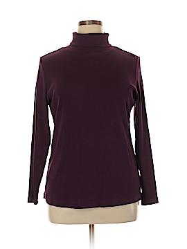 Fashion Bug Long Sleeve Turtleneck Size 0X (Plus)