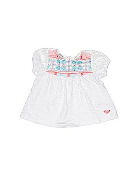 Roxy Girl Short Sleeve T-Shirt Size 12 mo