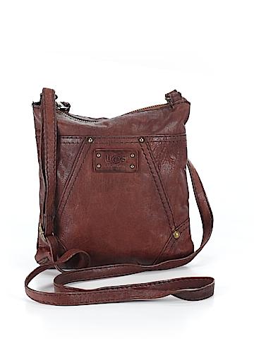 Ugg Australia Leather Crossbody Bag One Size