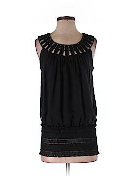 CATHERINE Catherine Malandrino Sleeveless Silk Top Size 2