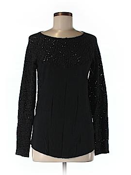 Raquel Allegra Long Sleeve Top Size Med (2)