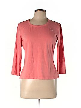 St. John Sport Long Sleeve Top Size L