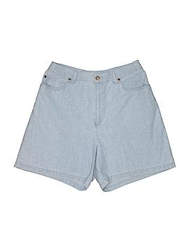 Jones New York Denim Shorts Size 18 (Plus)