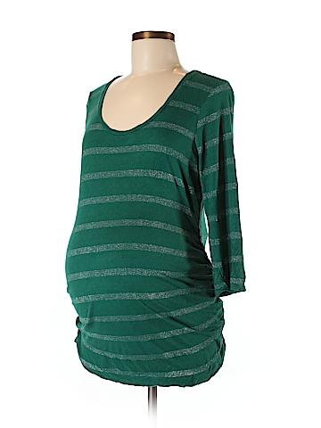 Motherhood 3/4 Sleeve T-Shirt Size M (Maternity)