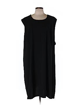 Catherines Casual Dress 34 Waist