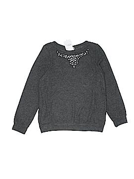 Soprano Long Sleeve Blouse Size X-Large (Youth)