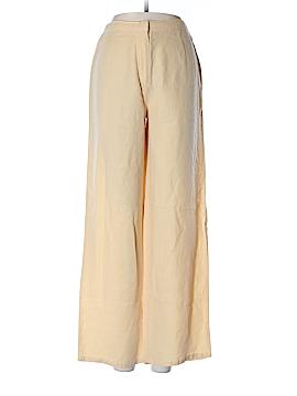 Talbots Linen Pants Size 4