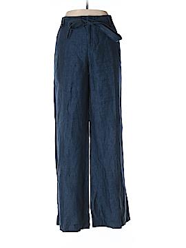 Lafayette 148 New York Linen Pants Size 8