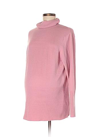 Duo Maternity Turtleneck Sweater Size 2X (Maternity)