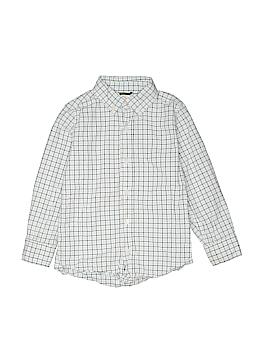 Gymboree Long Sleeve Button-Down Shirt Size X-Small  (Kids)