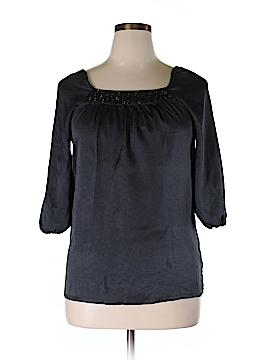 Covington 3/4 Sleeve Blouse Size M (Petite)