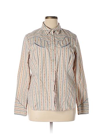 Pendleton Long Sleeve Button-Down Shirt Size XL