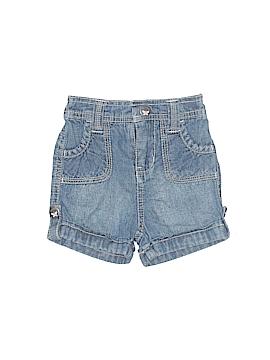 Cherokee Denim Shorts Size 6 mo
