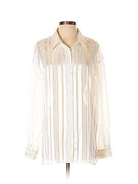Norton McNaughton Long Sleeve Blouse Size 8