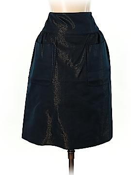 Barneys New York Silk Skirt Size 6