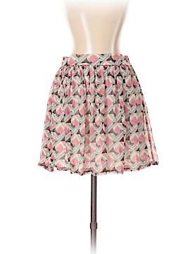 Bebe Silk Skirt Size XS