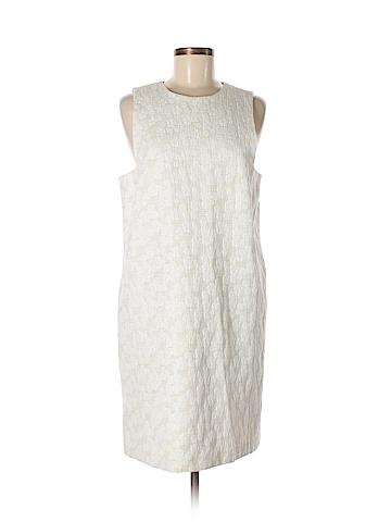 Halogen Casual Dress Size L (Petite)